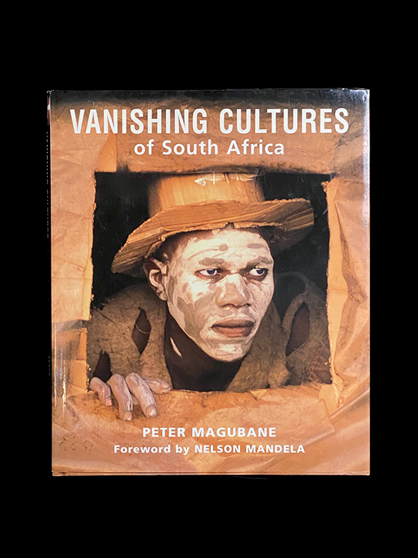 Vanishing Cultures of South Africa - by Peter Magubane