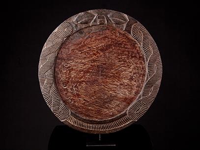 Yoruba Divination Tray, Nigeria (0254) - Sold