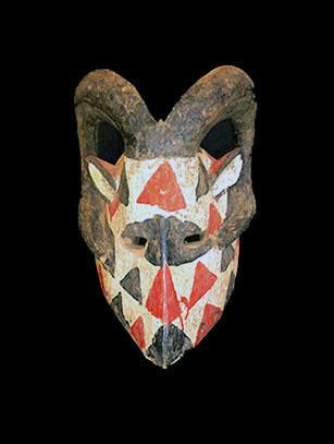 Ram Mask - Bobo, Burkina Faso