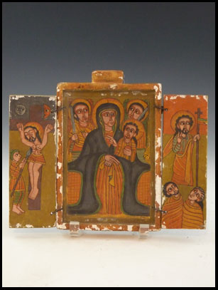 Ethiopian Coptic Icon