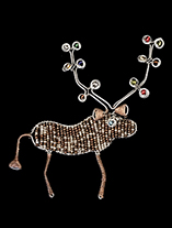 FlatBrownReindeer.th