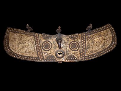 Hawk Mask - Bwa People, Burkina Faso (Please call for price)