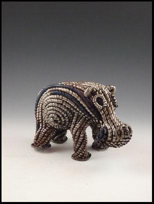 Lathe Hippo- Zimbabwe - SOLD