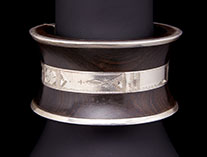 Jewelry Bracelet Tuareg ebony 44.th.jpg