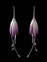 Jewelry Earrings lotus flower purple short 10.th.jpg