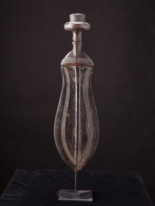Ikula Knife - Kuba People - D.R. Congo (LS117)