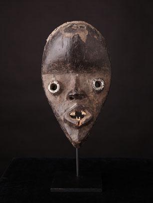 Racing Mask - Dan People, Liberia (LS16) - Sold