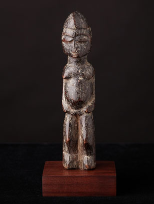 Bateba Figure - Lobi People, Burkina Faso (LS67)