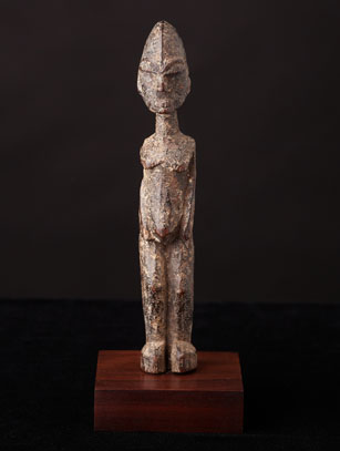 Bateba Figure - Lobi People, Burkina Faso (LS72)