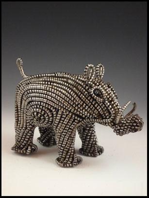 Lathe Warthog - Zimbabwe - SOLD
