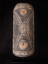 Boiken Shield from Papua New Guinea - for collectors of Oceanic Art