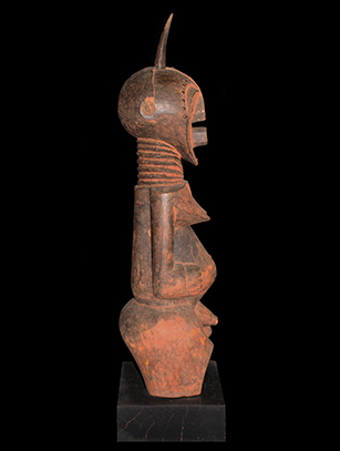 Songye Figure from D.R. Congo