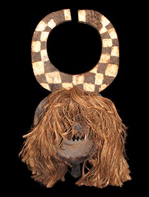 Winiama Hippo Mask - Burkina Faso, West Africa