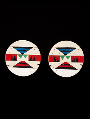 'Iziqhaza' Ear Plugs - Zulu, South Africa (0121)
