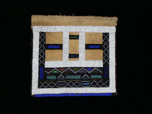 Pepetu Beaded Skirt - Ndebele People, South Africa  - 3332