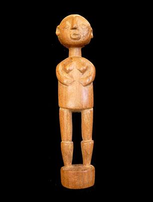 Figurine - Tsonga/Zulu People - South Africa
